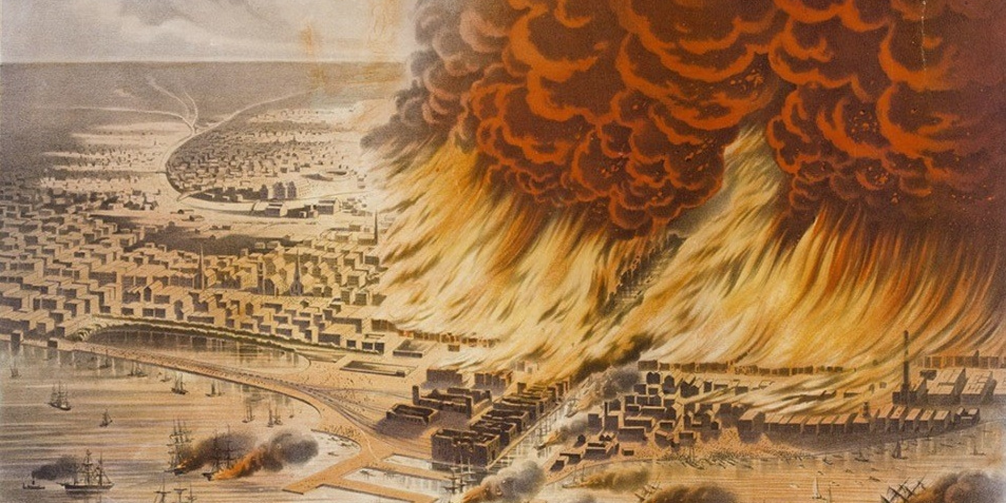 the great chicago fire The chicago fire of 1871, also called the great chicago fire, burned from  october 8 to october 10, 1871, and destroyed thousands of buildings, killed an.