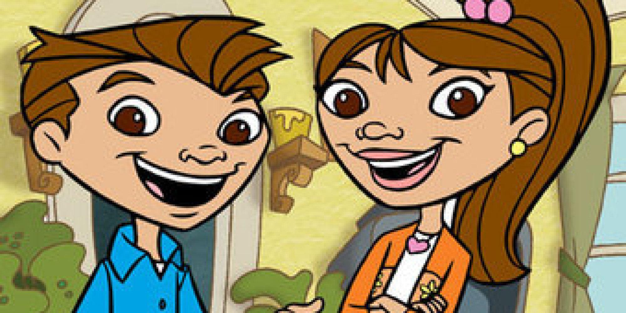 6 diverse children u0027s cartoons where the main character isn u0027t