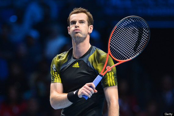 andy murray atp world tour finals