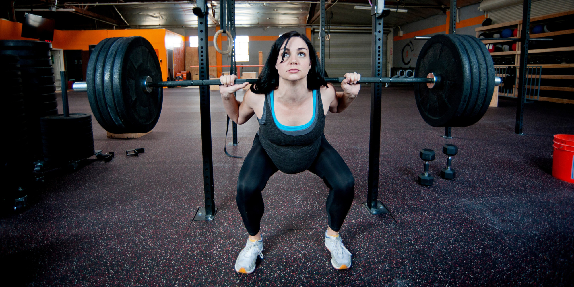 Why Crossfitting During Pregnancy Is Selfish Huffpost