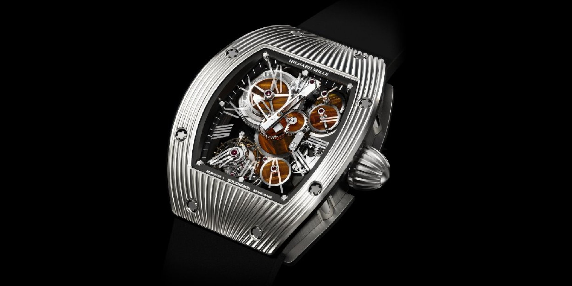 New Watch Made From Meteorites Redefines Bling With $1 Million Price Tag |  HuffPost