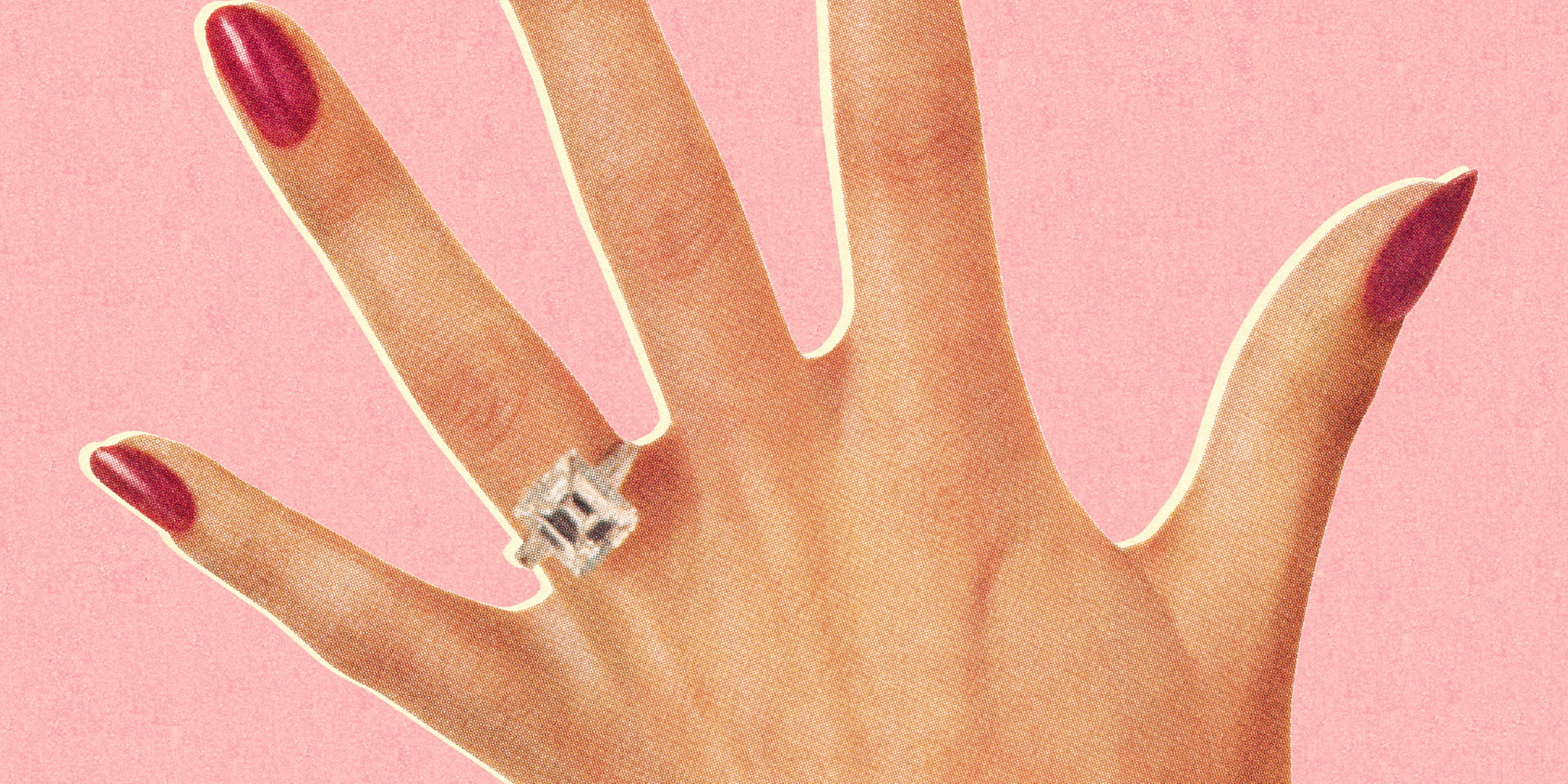 Are Engagement Rings Really \'Barbaric\'? | HuffPost