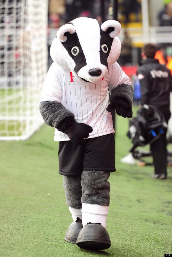fulham billy badger