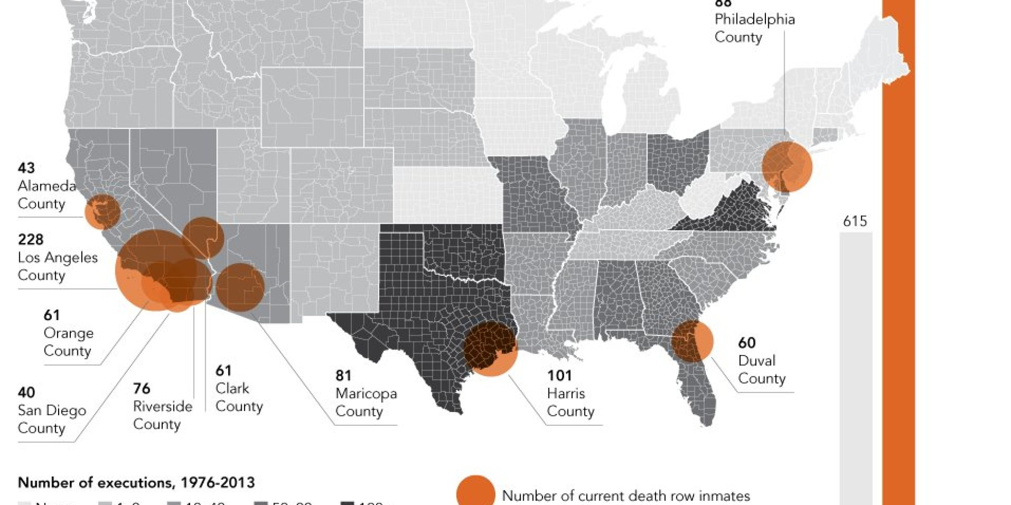 a look at the death penalty in the county of california In just three months, voters have the chance to abolish the death penalty in california or speed up the process.