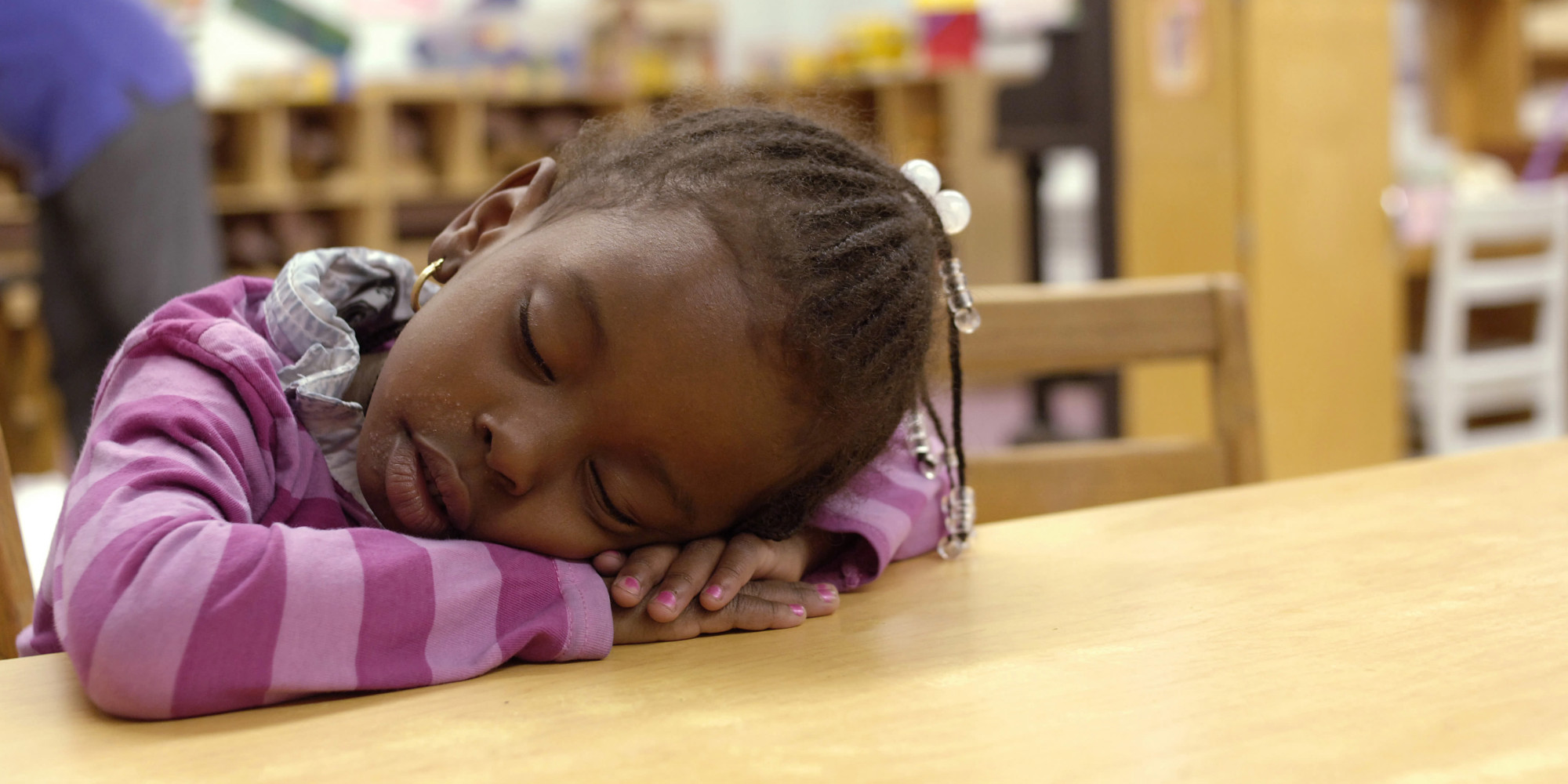 Naps During School? For Preschoolers, Yes | HuffPost