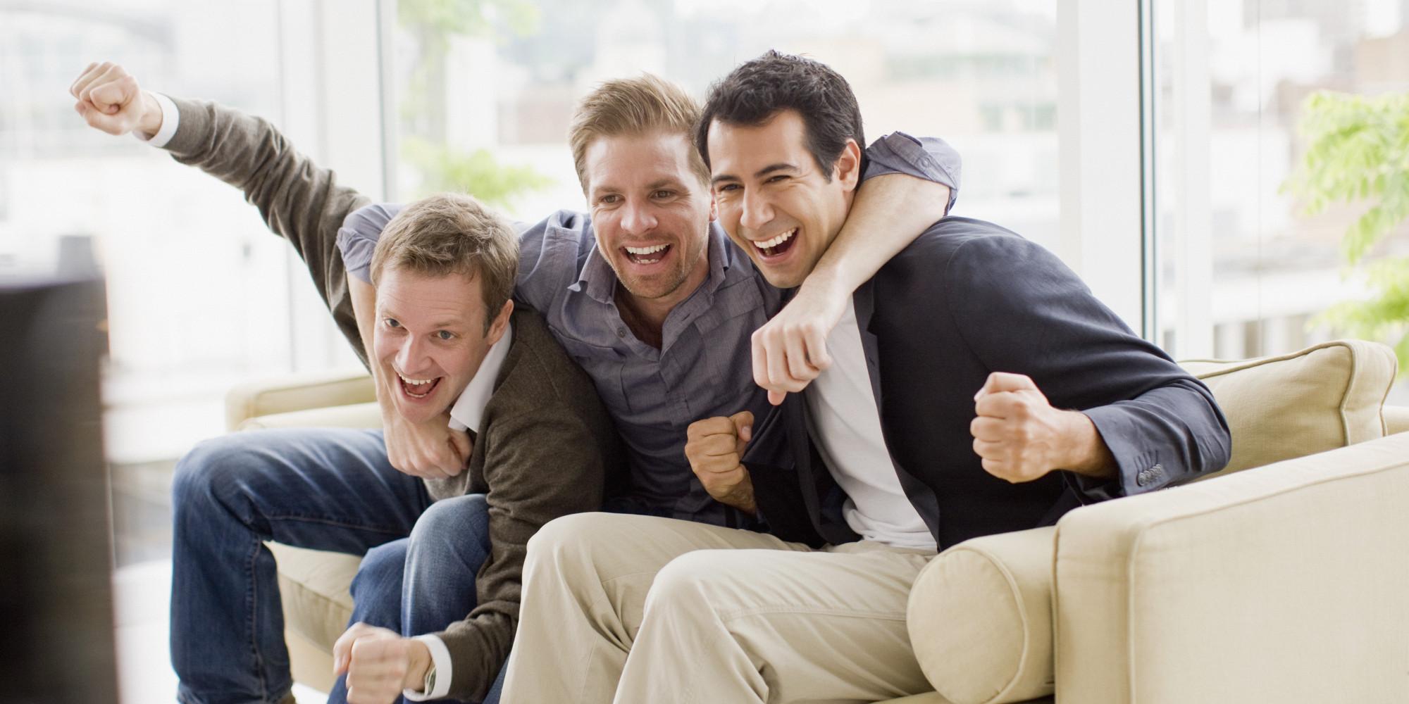 Men sexual attraction