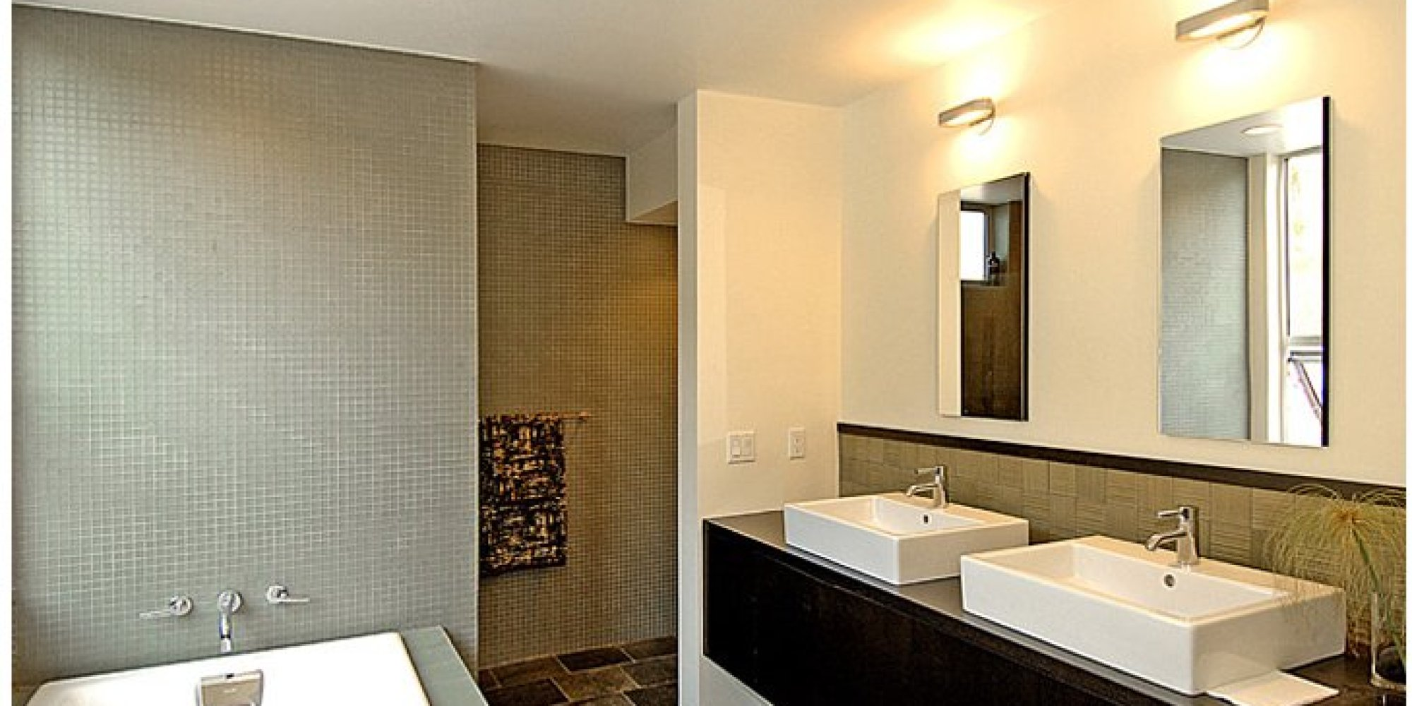 Contemporary Bathroom Lighting. Contemporary Bathroom Lighting A ...