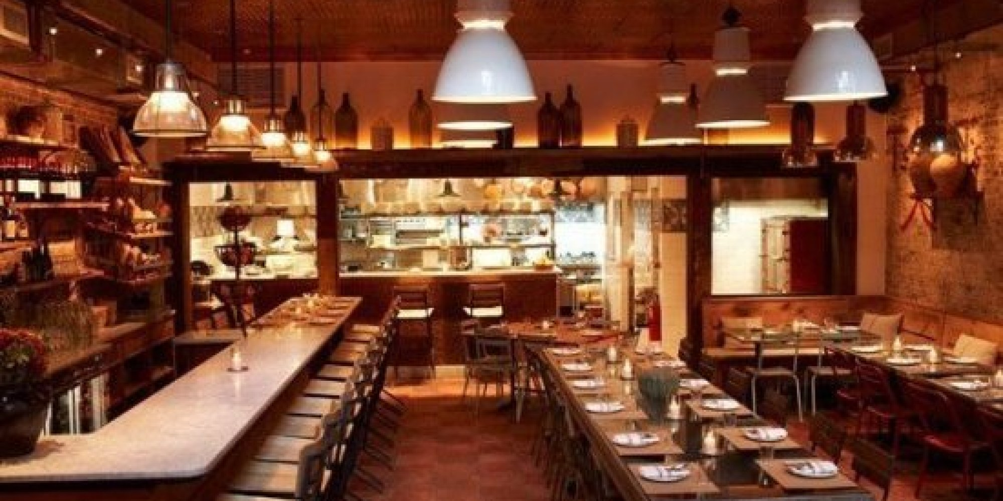 The best italian restaurants in america huffpost - Cuisine designer italien ...