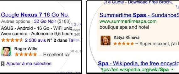 google publicite