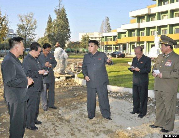 north korea photoshop