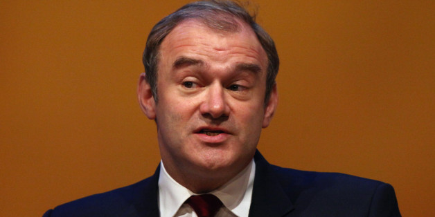 GLASGOW, SCOTLAND - SEPTEMBER 15:  Ed Davey MP, Secretary of State for Energy and Climate Change speaks during his keynote speech during the second day of the Liberal Democratic Autumn conference on September 15, 2013 in Glasgow, Scotland. The second day of the Liberal Democrat conference gets underway in Glasgow today.  (Photo by Dan Kitwood/Getty Images)