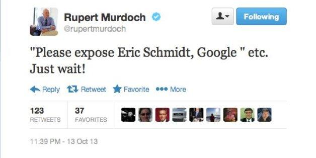 News Corporation CEO Rupert Murdoch (AP Photo/Josh Reynolds)