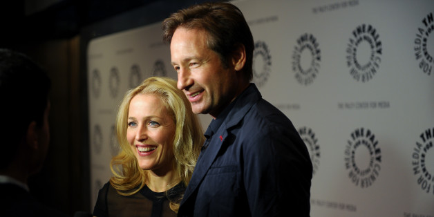 Gillian Anderson, David Duchovny On Being Mulder & Scully Forever, 'Ludicrous' 'X-Files' Cases