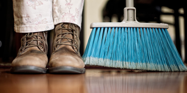 The Benefits Of Getting Your Child To Do Chores - Raising a Successful Child, Part 1
