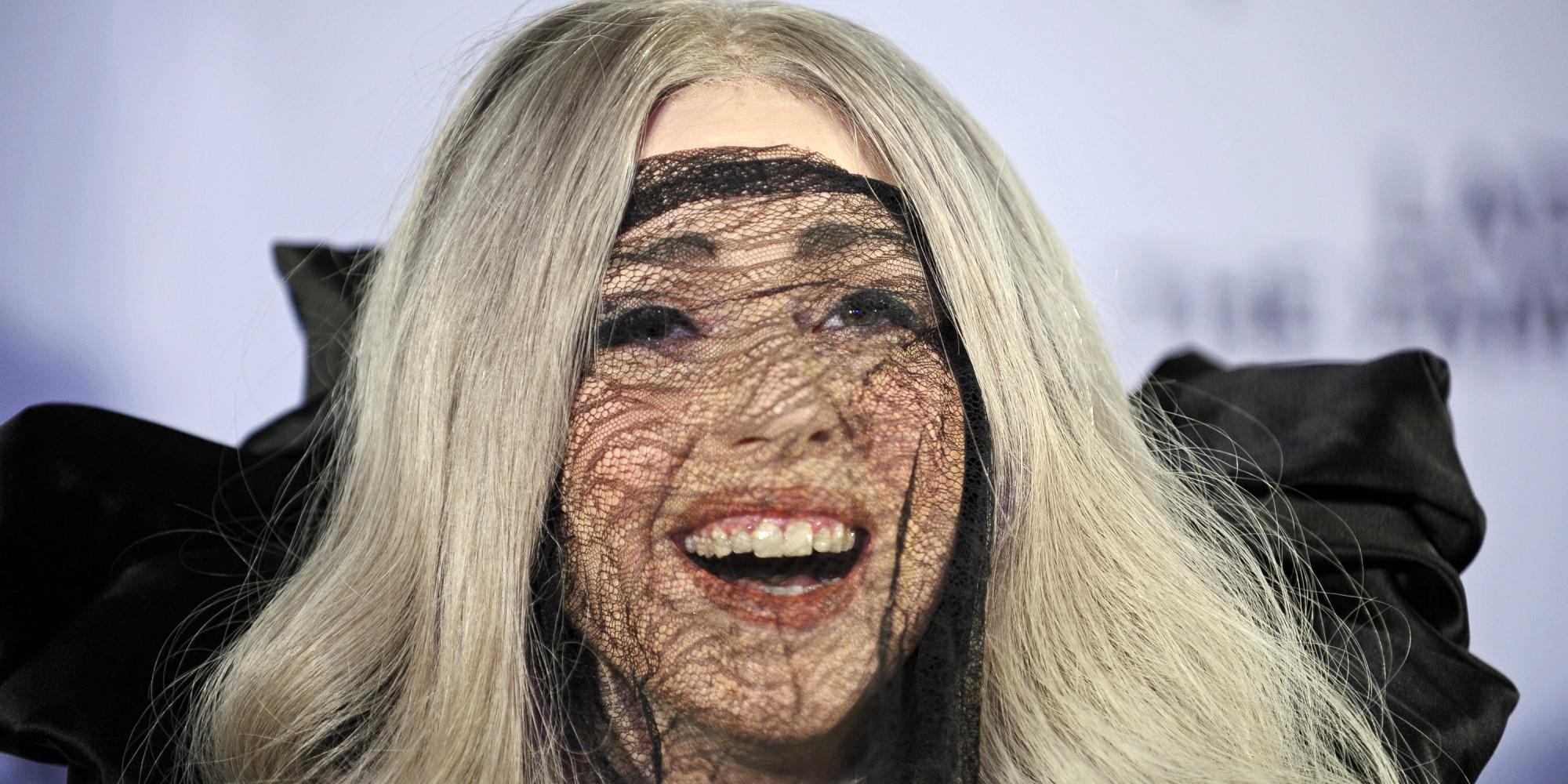 Huffpost celebrity lady gaga