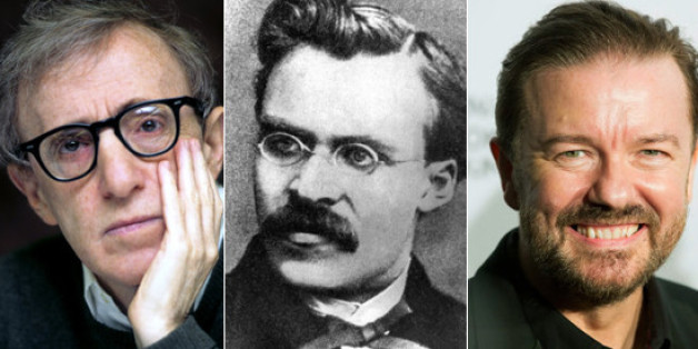 From Woody Allen To Monty Python: 15 Examples Of Nietzsche Inspiring Comedy (QUOTES, VIDEOS)