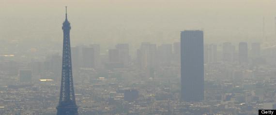 europe smog