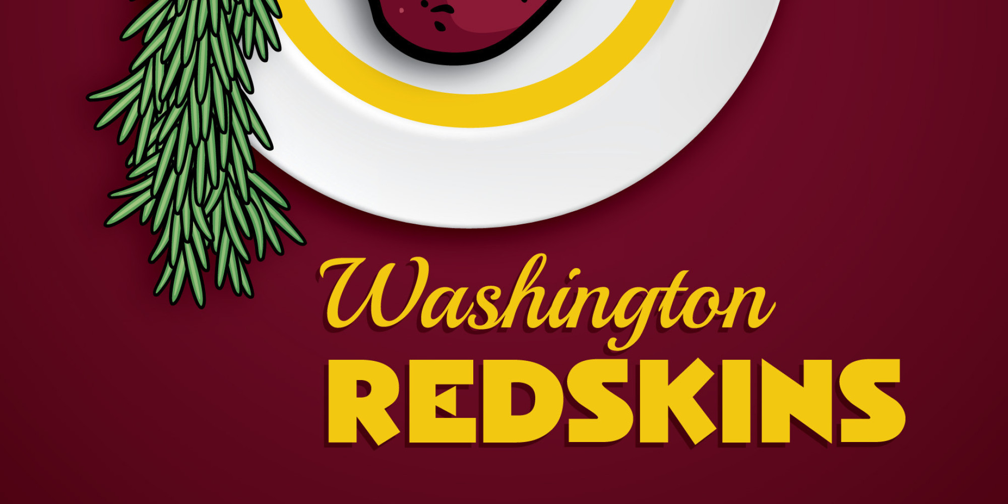 Peta tells washington redskins to keep name change logo a peta tells washington redskins to keep name change logo a potato updated huffpost voltagebd Image collections