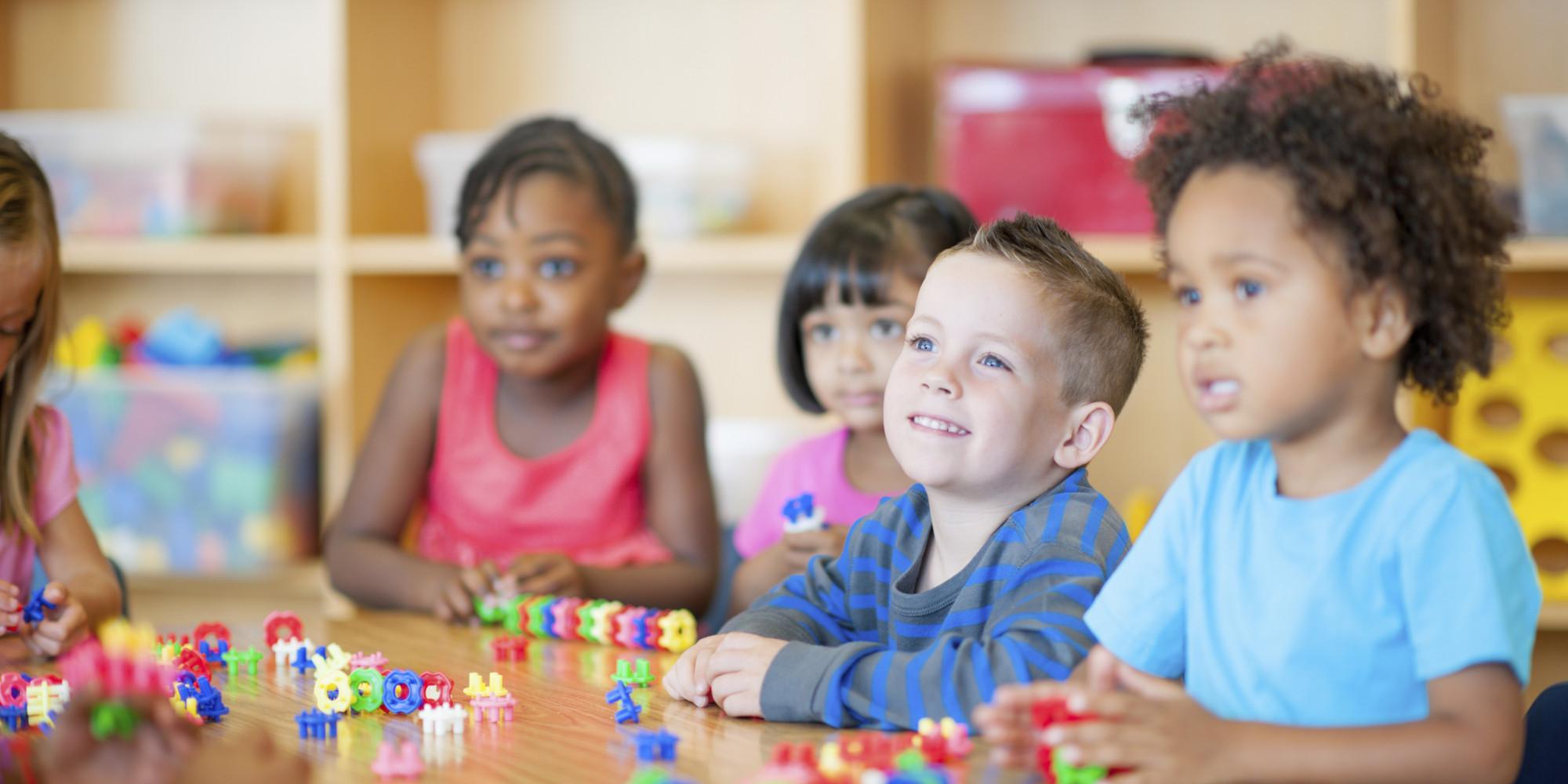Teaching Kids Gender In Elementary School