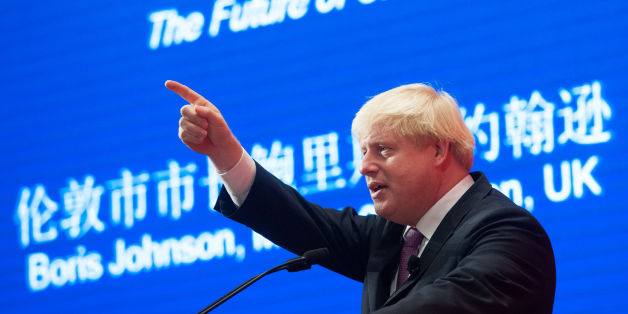 Boris Johnson: 'Definitely' Teach Mandarin In Schools