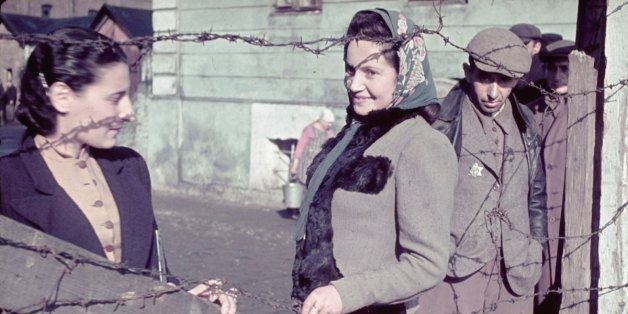 Stunning Color WWII Photos Give Rare Glimpse Into Nazi-Occupied Poland