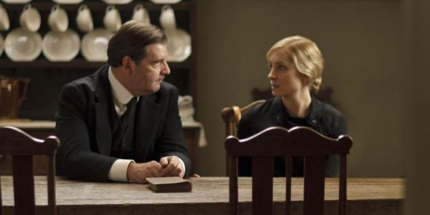 Mr Bates and Anna
