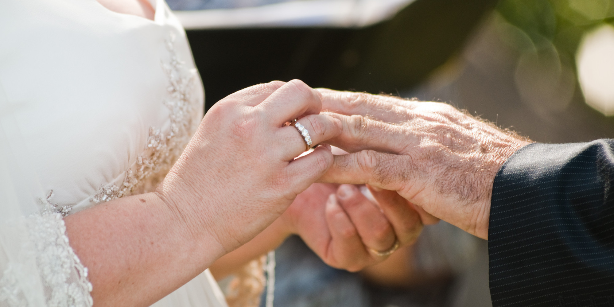 The Non-Wedding Wedding: A New Tradition? | HuffPost
