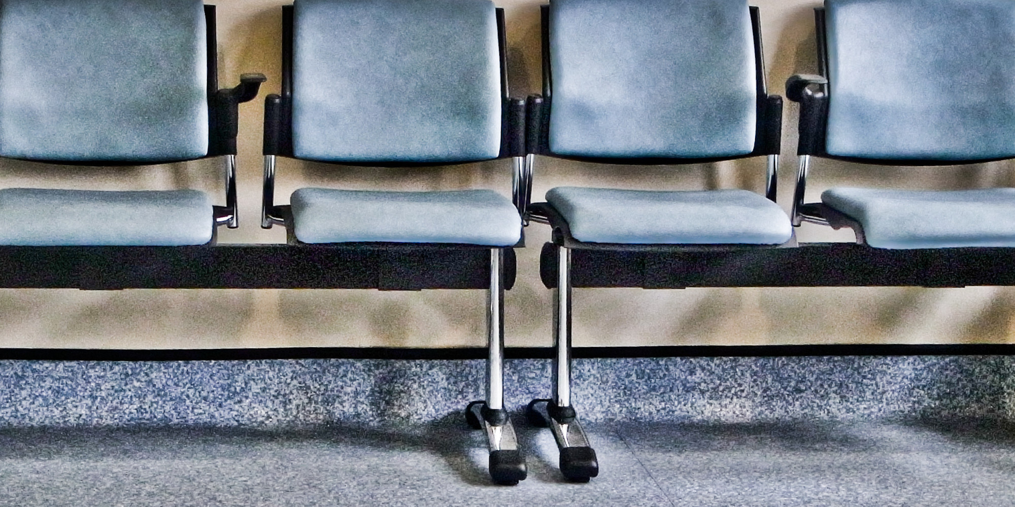 The Anatomy of a Waiting Room | HuffPost