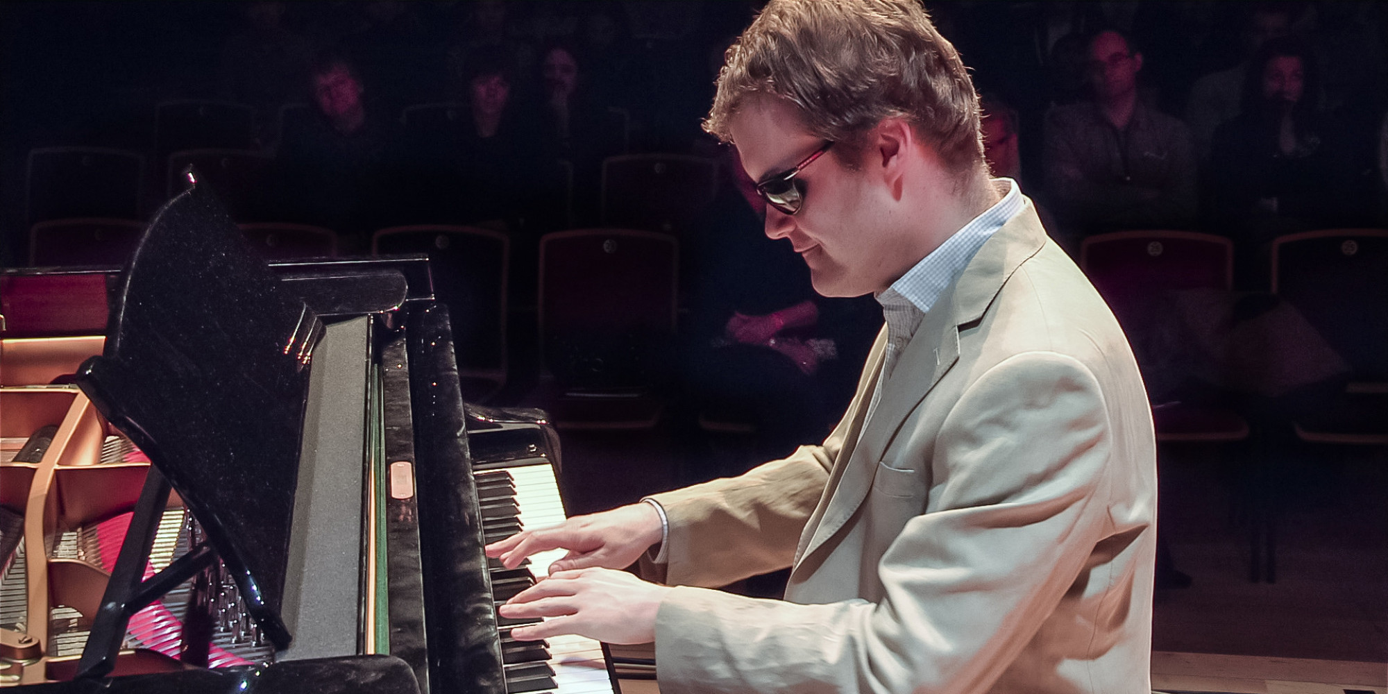 WATCH A Jaw dropping Performance From a Blind Musical Genius With