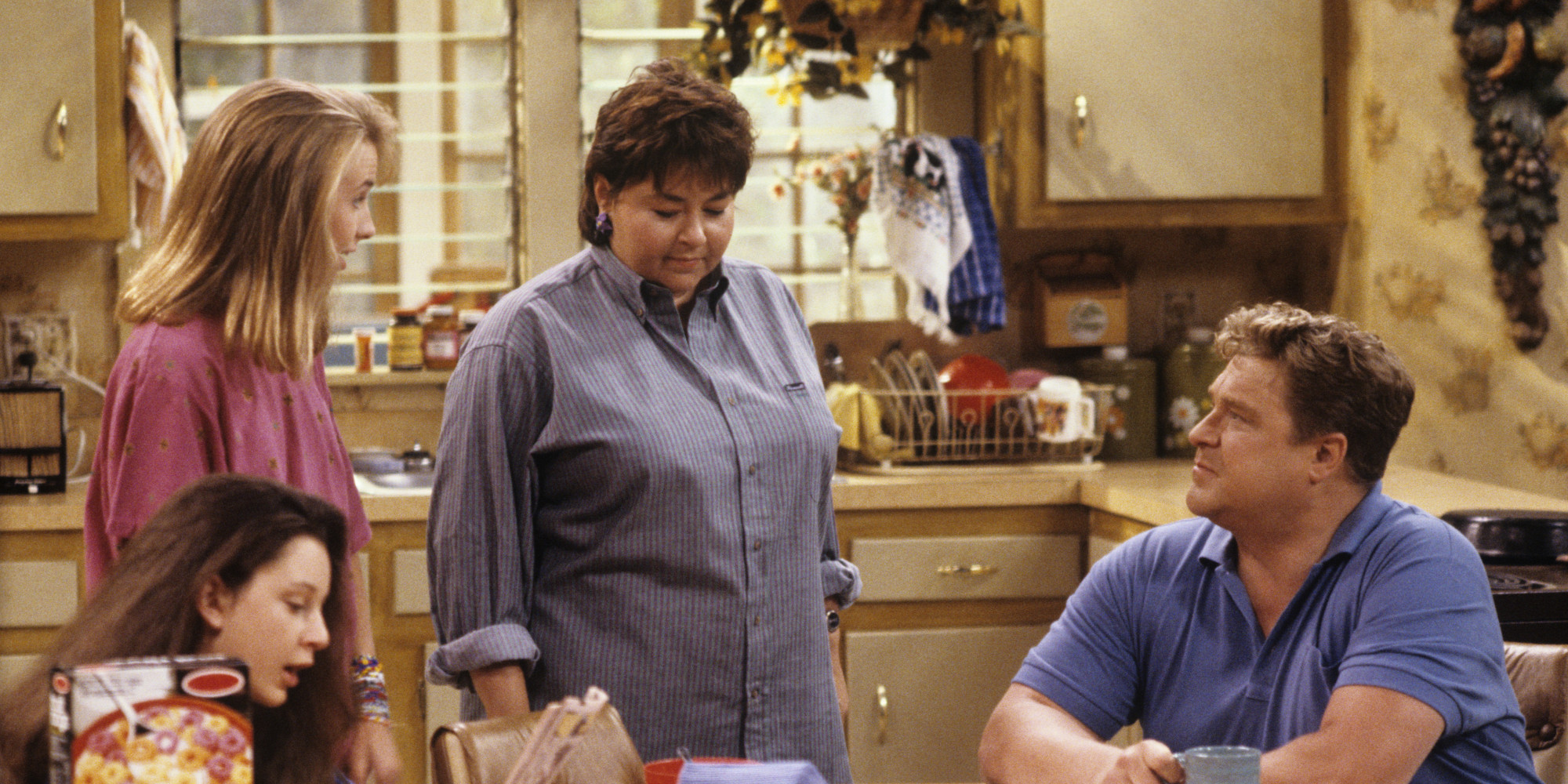 an essay on the television show roseanne Against the glut of anti-trump tv, the maga politics of the 'roseanne though this may be the sole tv show in which it wrote an essay explaining.