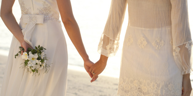 What To Get A Gay Couple For A Wedding Gift: The Top 10 Myths About Same-Sex Weddings (And The Data