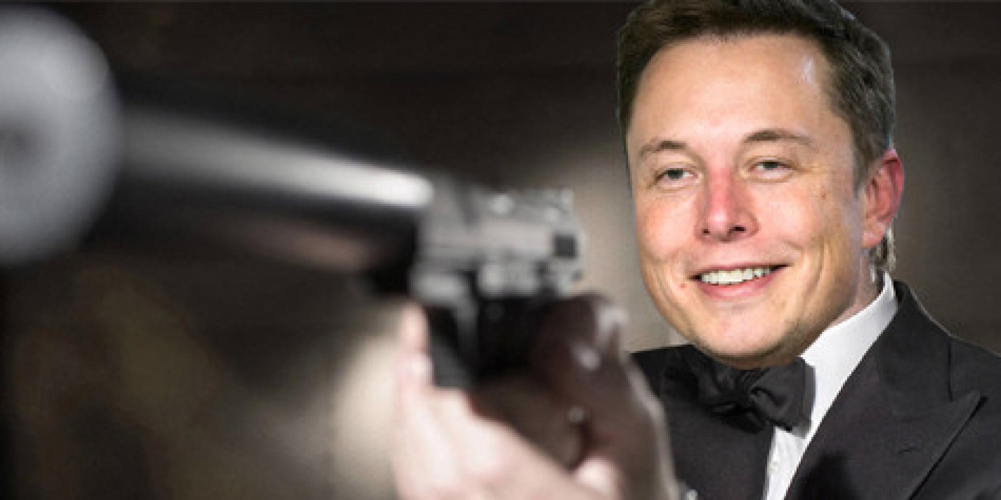 Elon Musk Putting Tesla Engine In James Bond Submarine