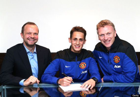 adnan januzaj new contract