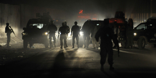 Afghan Assembly To Decide Next Month Future Of U.S. Troops