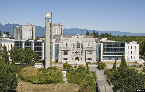 university of british columbia
