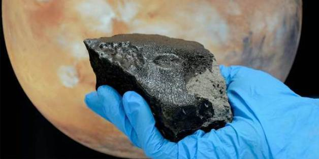 Mars Rover Proves Some Earth Meteorites Are Indeed Martian