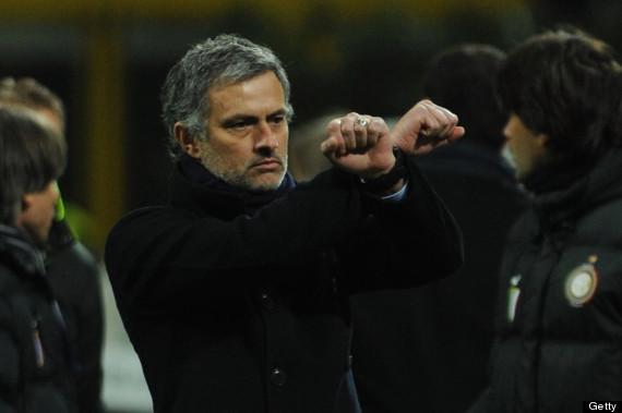 mourinho handcuff