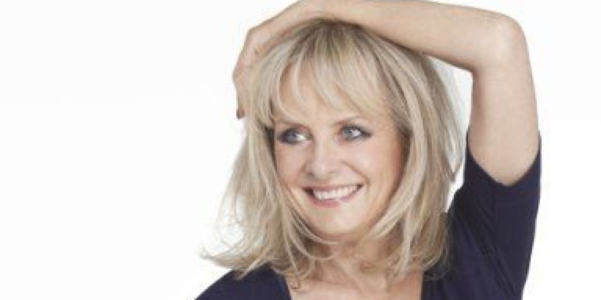 Twiggy, 64, Models Leather Collection For M&S Proving She ...