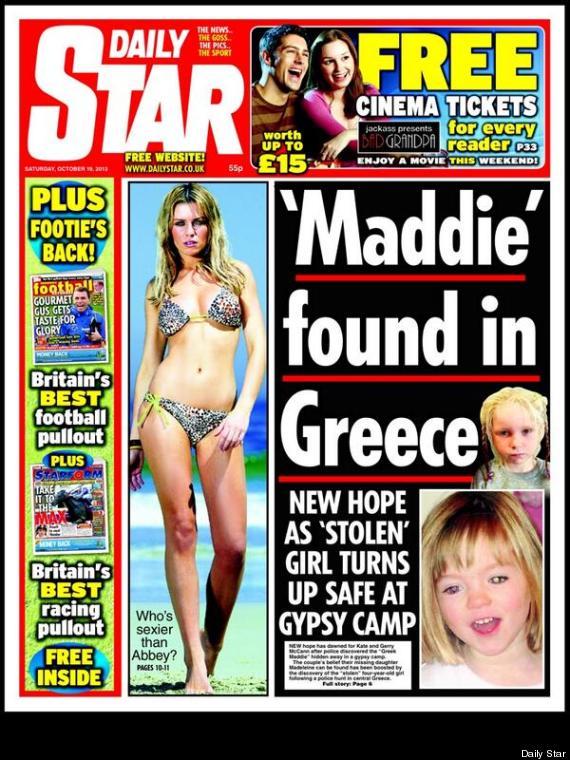 maddie greece