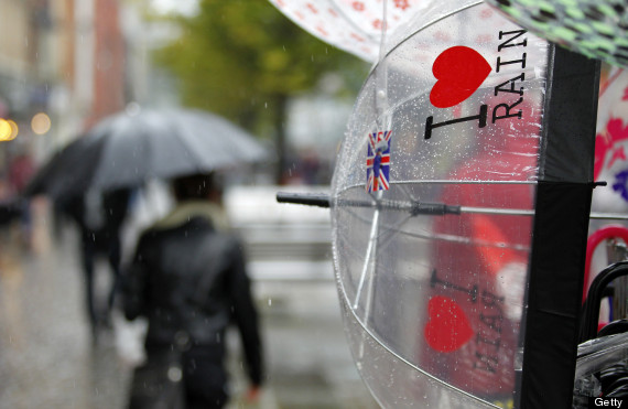 rain umbrella uk