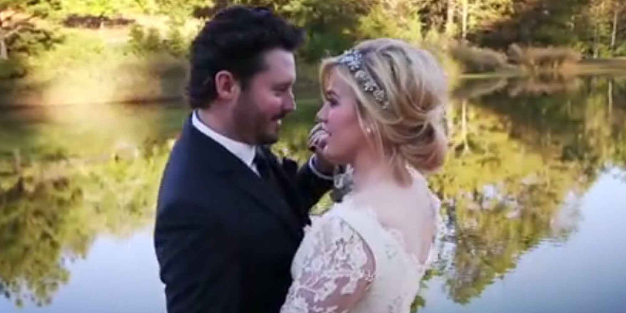 kelly clarkson's wedding video will bring tears to your eyes | huffpost