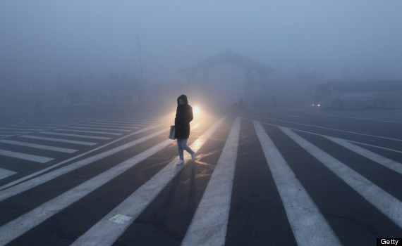 heavy smog continues to disrupt northeast china