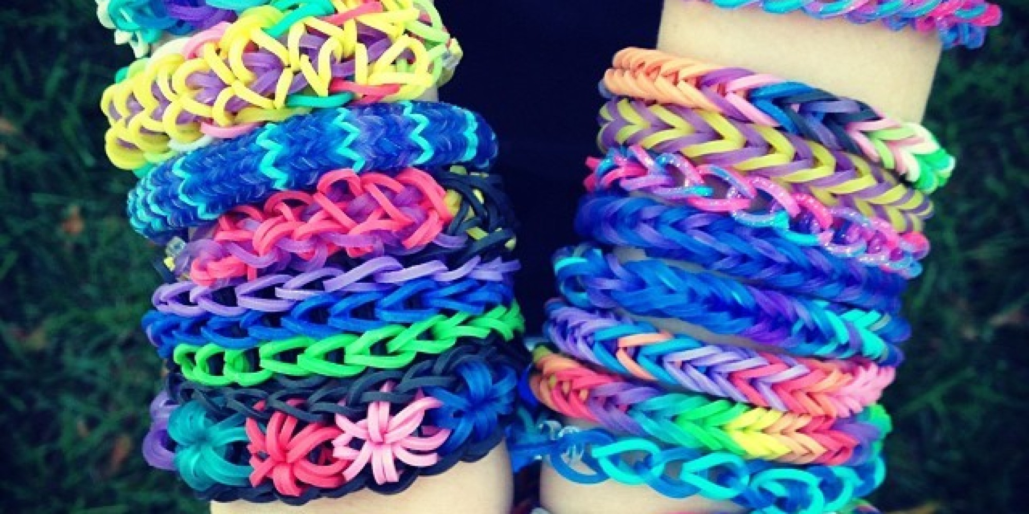Rainbow Loom Bracelets Banned From Two Nyc Schools Spark Debate Huffpost
