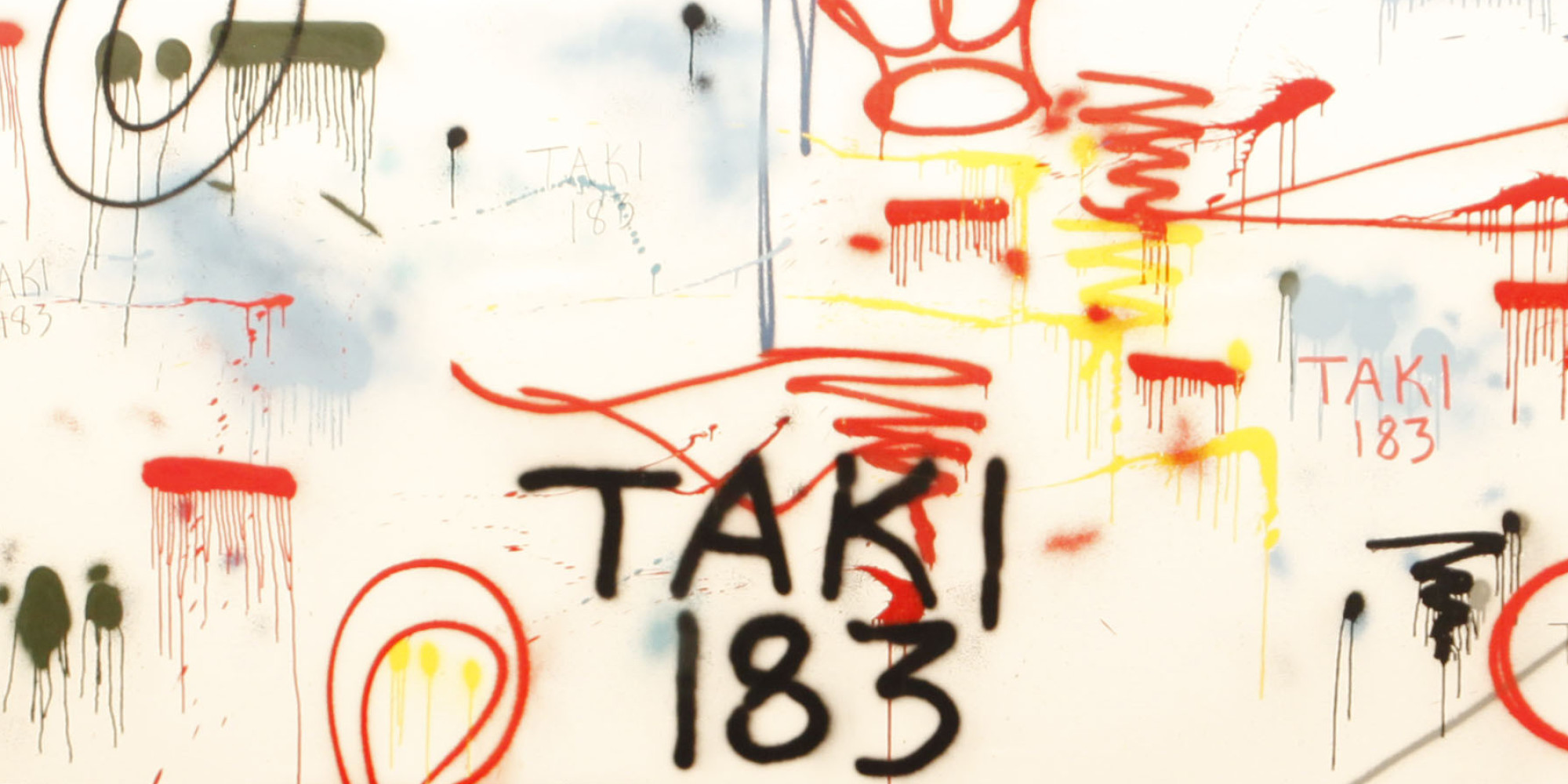 Graffiti Artist Taki 183 Captivated New York Decades Before Banksy |  HuffPost