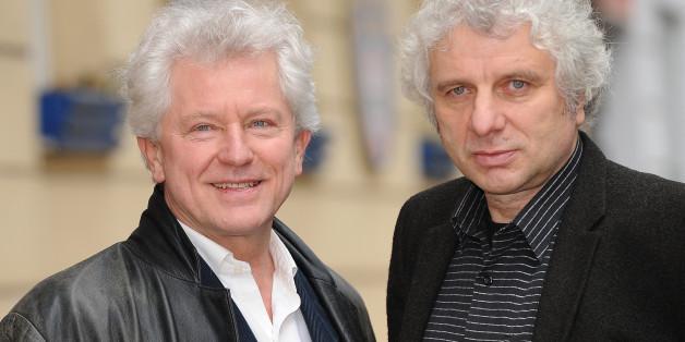Die Ermittler des Münchner Tatorts: Miroslav Nemec (links) und Udo Wachtveitl