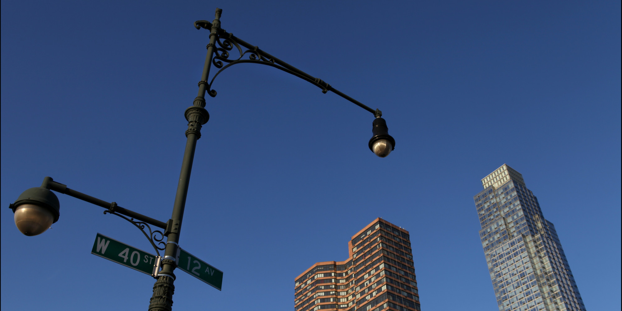& LED Street Lights To Be Installed In New York City | HuffPost azcodes.com