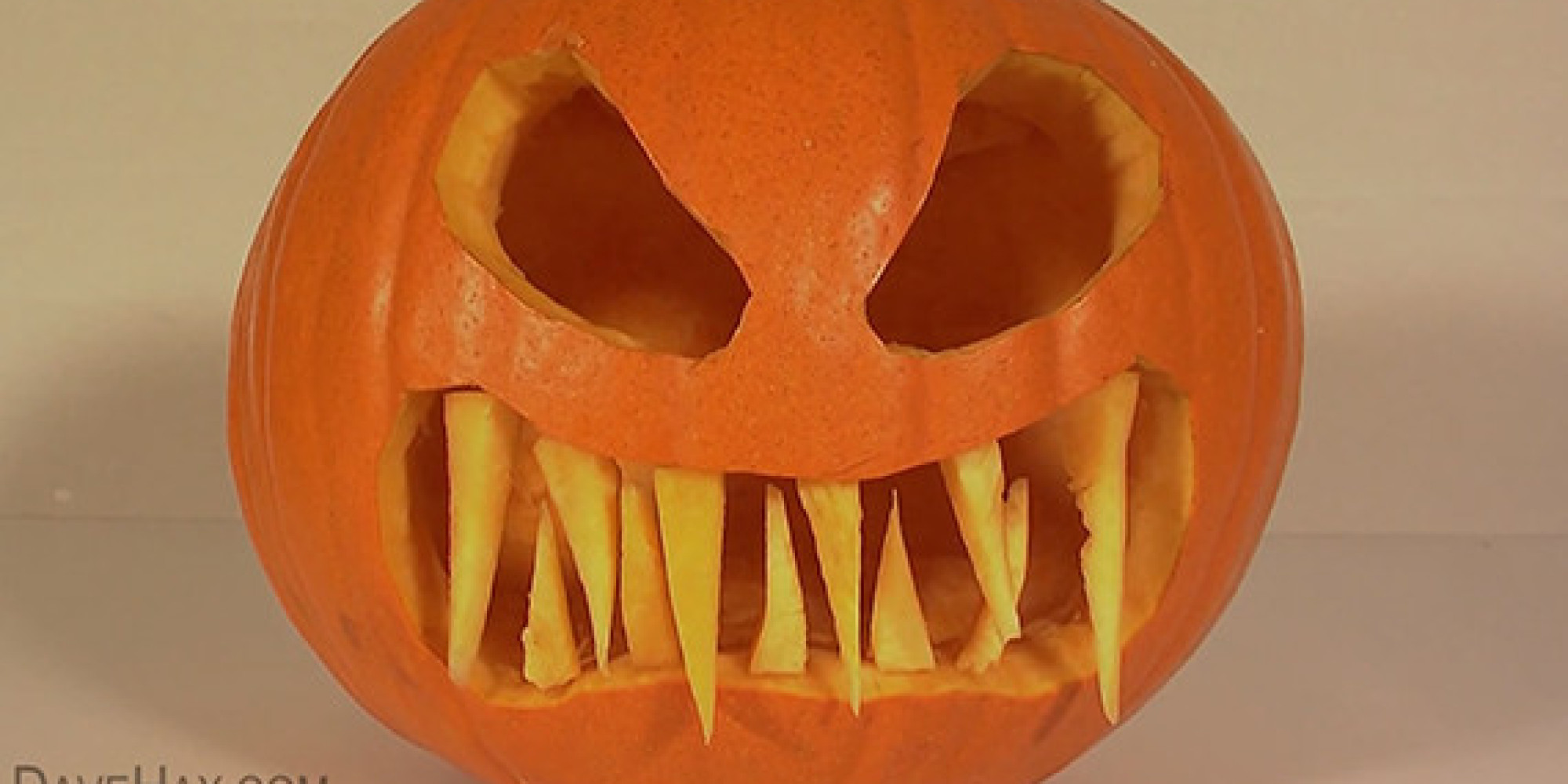 How To Make Amazing Halloween Pumpkins This Year (VIDEO) | HuffPost