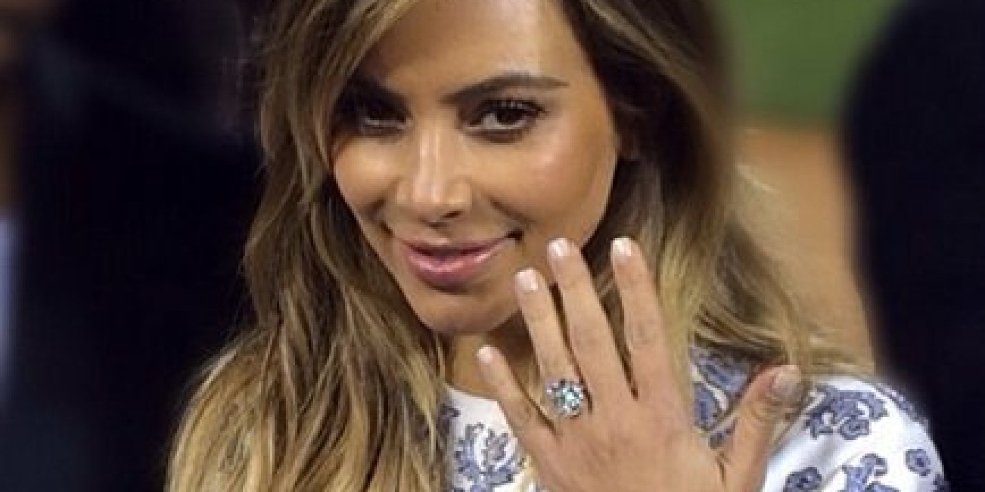A guide to understanding just how fancy kim kardashians engagement a guide to understanding just how fancy kim kardashians engagement ring is huffpost junglespirit Images