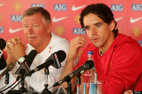 sir alex ferguson owen hargreaves