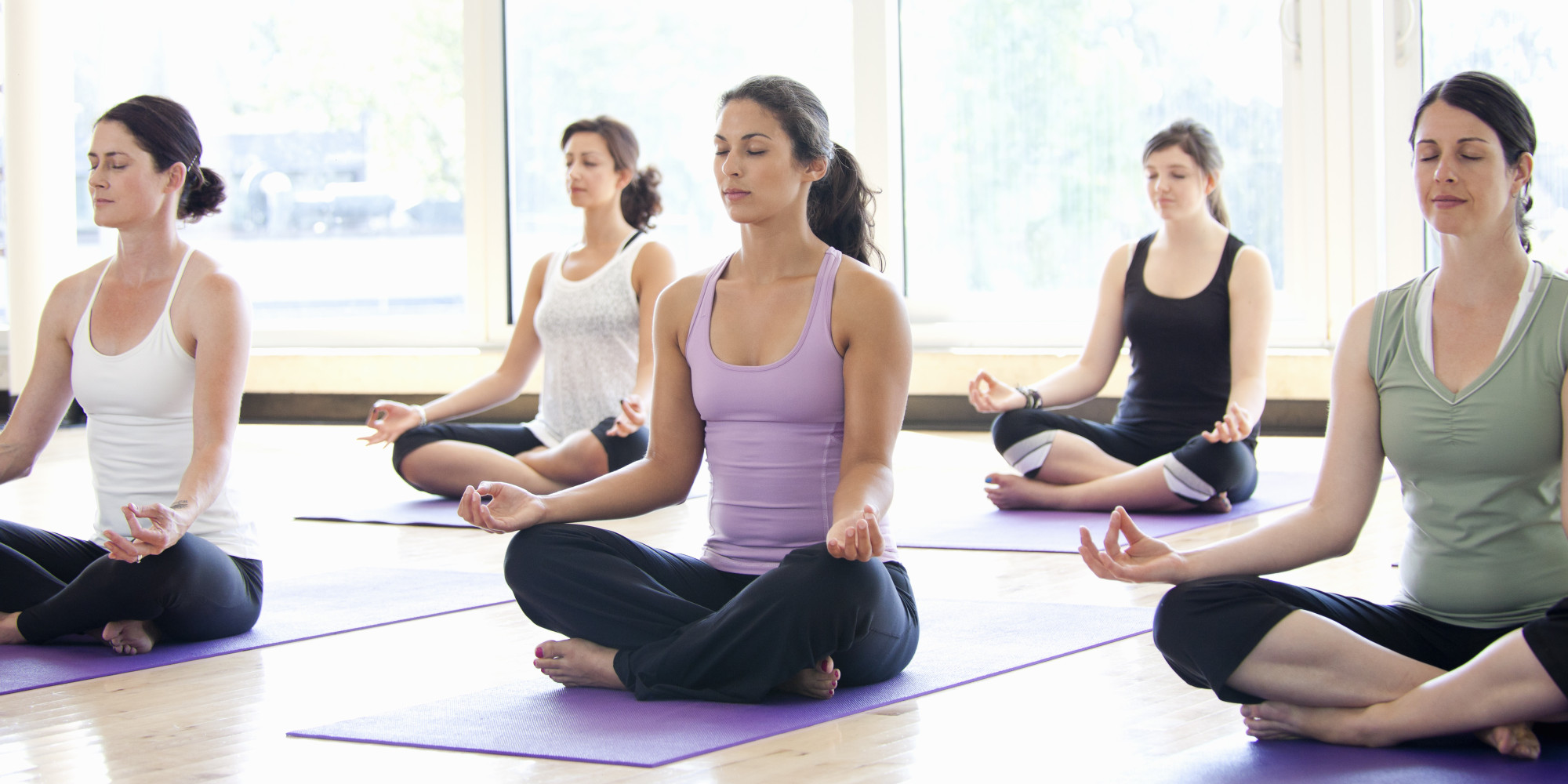 The Real Reason Yoga Is Still Dominated By Women